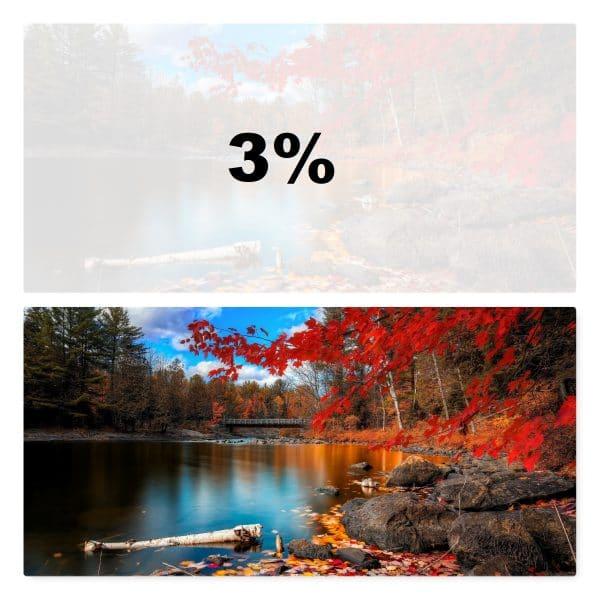 Bicolor 3%